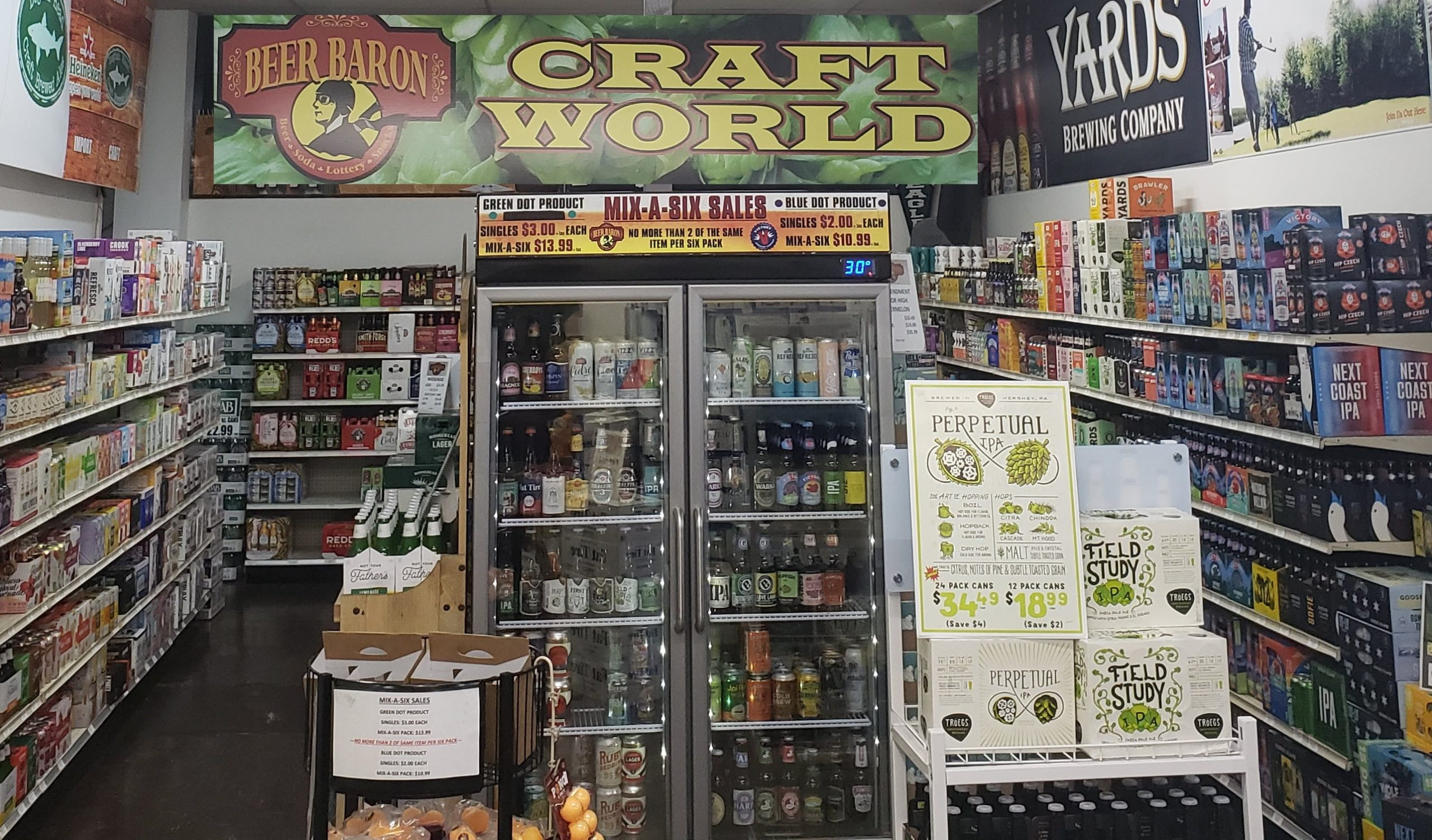 craft beer store in northeast philadelphia